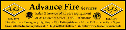 ADVANCE FIRE SERVICES